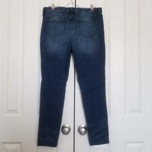 Mossimo Supply Co. Jeans - Mossimo Denim Mid-Rise Skinny Jeans
